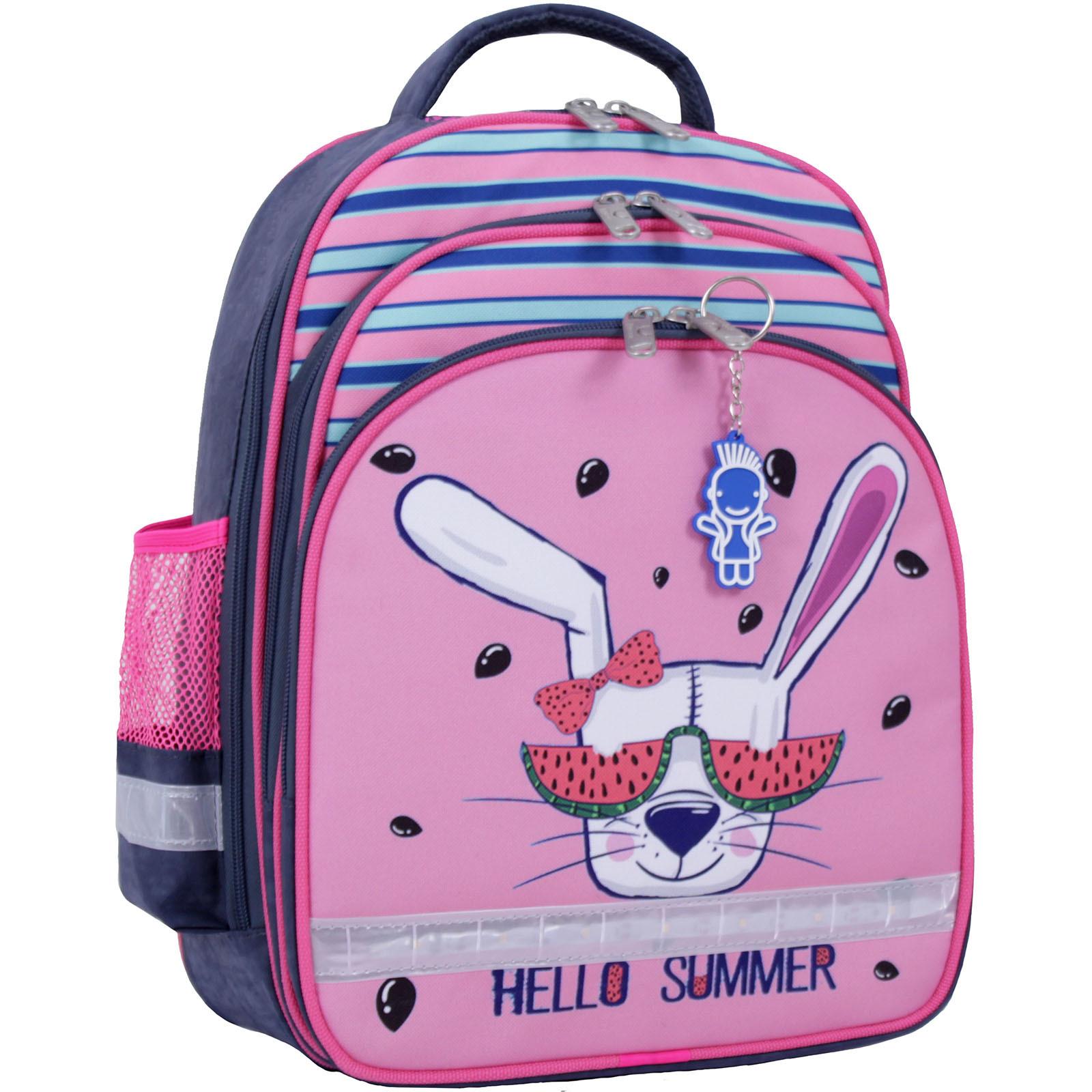 Рюкзак школьный Bagland Mouse 321 серый 204к (0051370) фото 6
