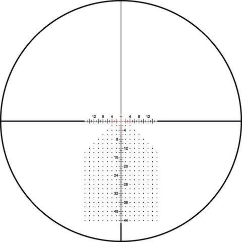 ПРИЦЕЛ LEUPOLD VX-6HD 2-12X42 CDS-ZL2 IMPACT-45MOA