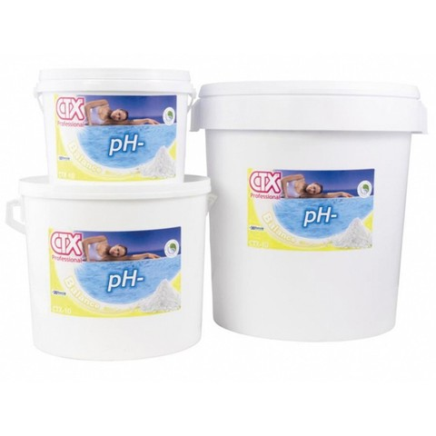 CTX-10 Порошок pH-минус 40 кг