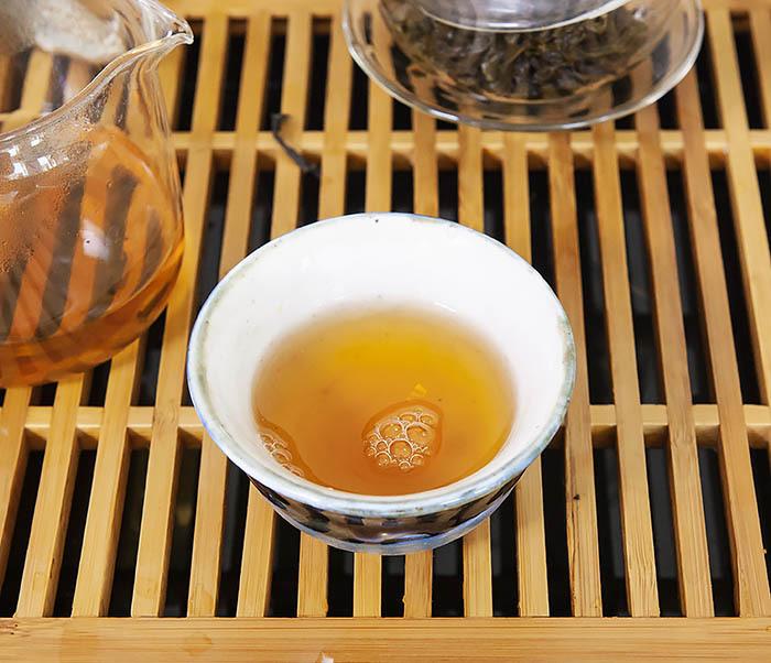 TEA-CH128 Китайский чай «Восемь Бессмертных» (Ба Сянь Доу Сян, 50 гр) фото 15