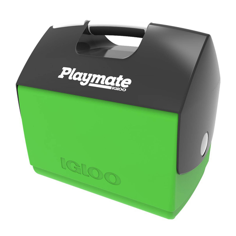 Изотермический контейнер (термобокс) Igloo Playmate Elite Ultra (15 л.), зеленый