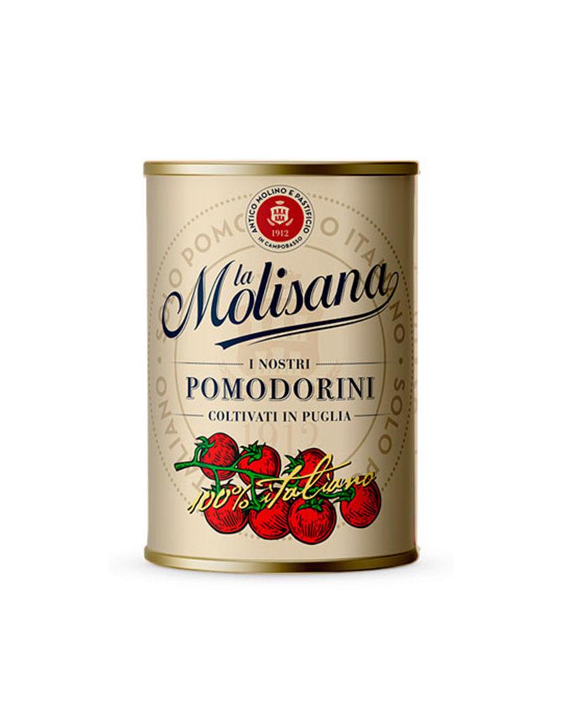 Томаты Черри Molisana в томатном соке консервированные 400 г