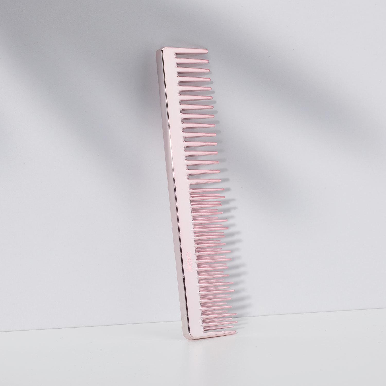 Расческа 2 в 1 «Первая любовь» ikoo Pleased to Tease Comb - First Crush