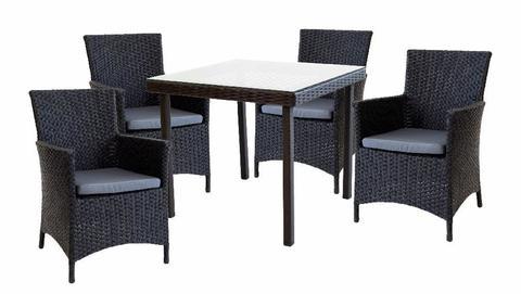 Комплект обеденный MUNICH (стол и 4 стула)
