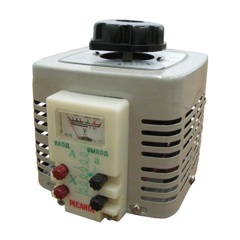 Автотрансформатор РЕСАНТА (ЛАТР) TDGC2-0,5k