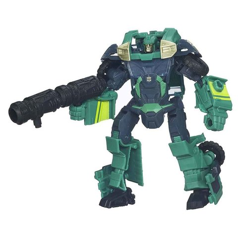 Сержант Кап. Роботы под Прикрытием