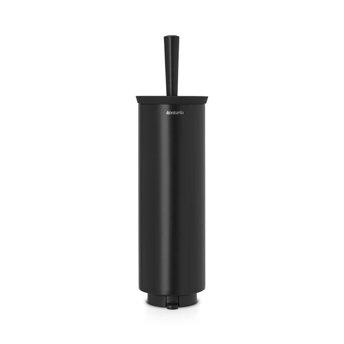 Туалетный ершик с подставкой Profile, Черный, арт. 483349 - фото 1