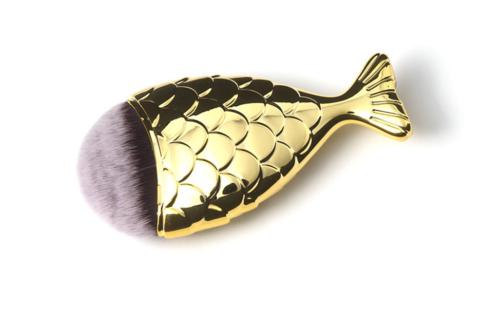 Кисть-рыбка золото - M