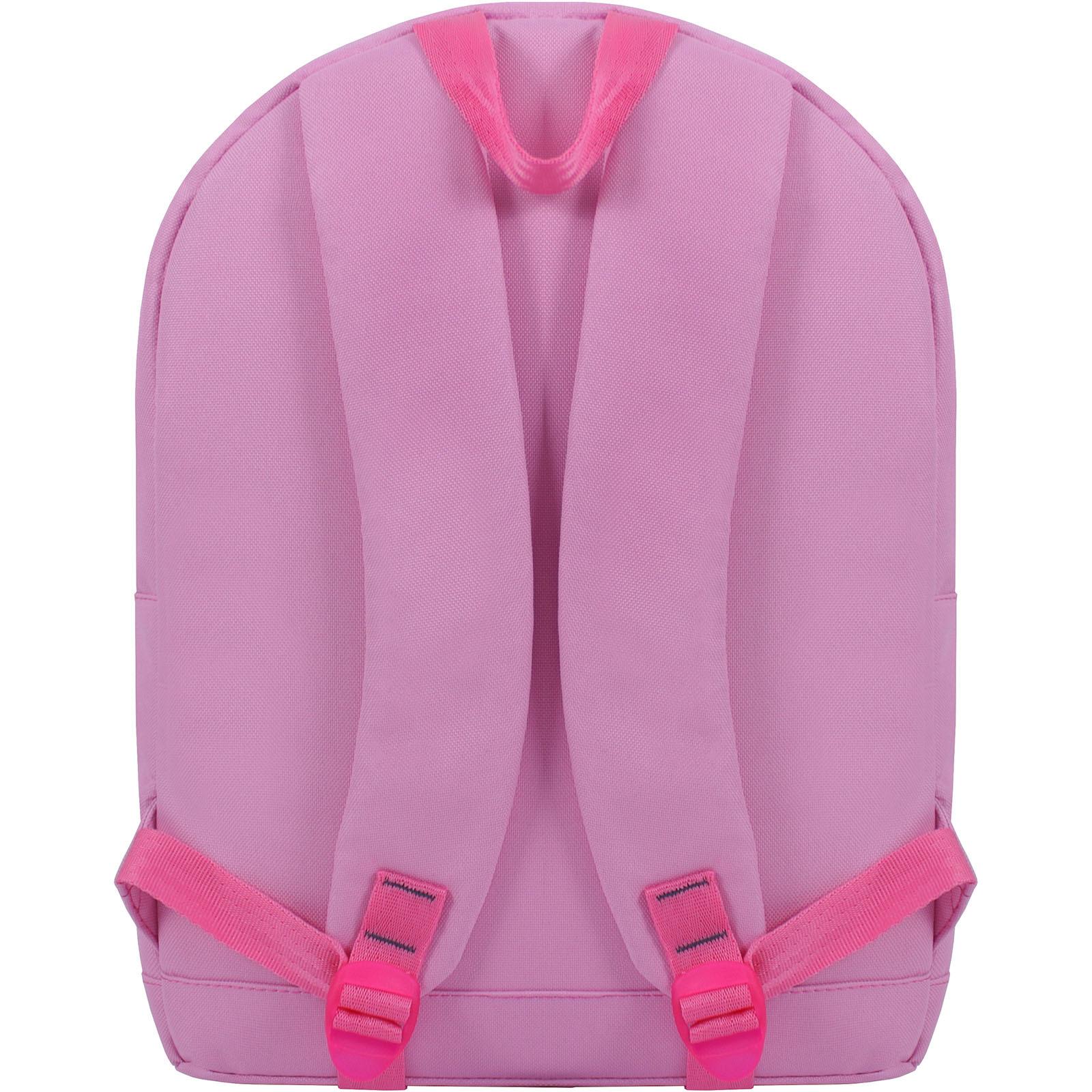 Рюкзак Bagland Молодежный W/R 17 л. розовый (00533662) фото 3