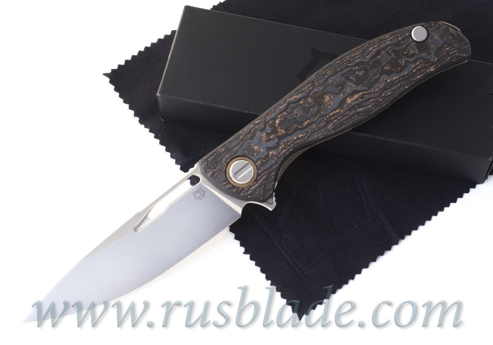 CUSTOM Shirogorov Hati CD Bronze Custom Division