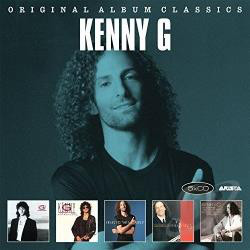 KENNY G: Original Album Classics (Duotones / Silhouette / The Moment / Classics In The Key Of G / I'