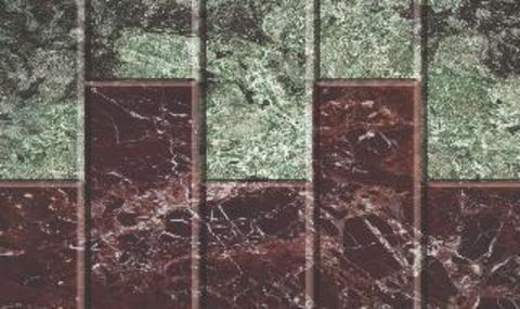 Печь Макси (Жадеит + Россо Леванте)  от/каменка об/металл