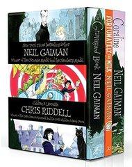Neil Gaiman & Chris Riddell 3-book Box Set