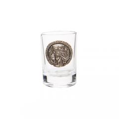 Набор коллекционных сувенирных рюмок «Кавказ» 6 шт, фото 15