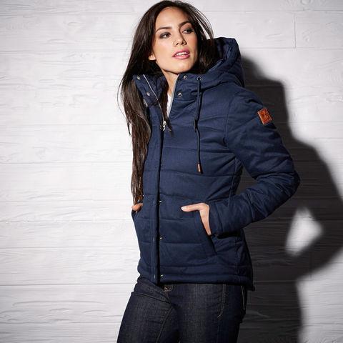 Куртка утеплённая женская Reebok CLASSIC PADDED MID JACKET