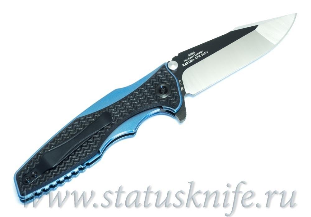 Нож Zero Tolerance 0393 Rick Hinderer Limited Edition - фотография