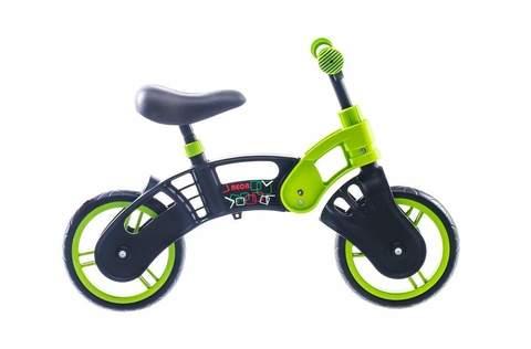 Беговел Small Rider 2014 чорно-зелений