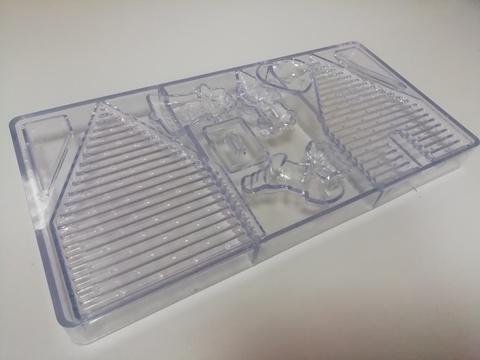 Поликарбонатная форма для шоколада