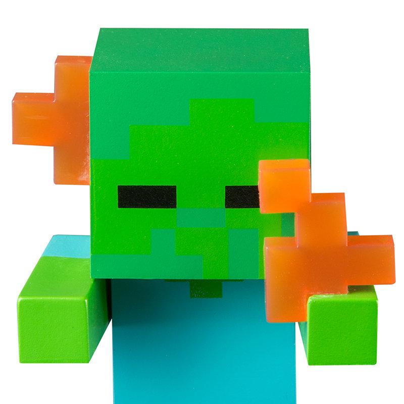 Фигурка Minecraft Adventure Zombie 10см