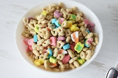 Готовый завтрак Lucky Charms с маршмеллоу 297 гр