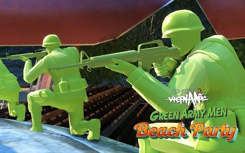 Rising Storm 2: Vietnam - Green Army Men (для ПК, цифровой ключ)