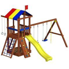Детская игровая площадка «Джунгли 5»