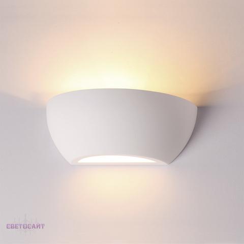 Настенный светильник 3551/1W серии GESSO