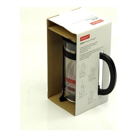 Френч-пресс Bodum Java (0,35 литра), черный