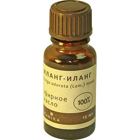 Иланг-иланг - эфирное масло
