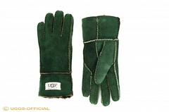 Перчатки UGG Classic Glove Dark Green