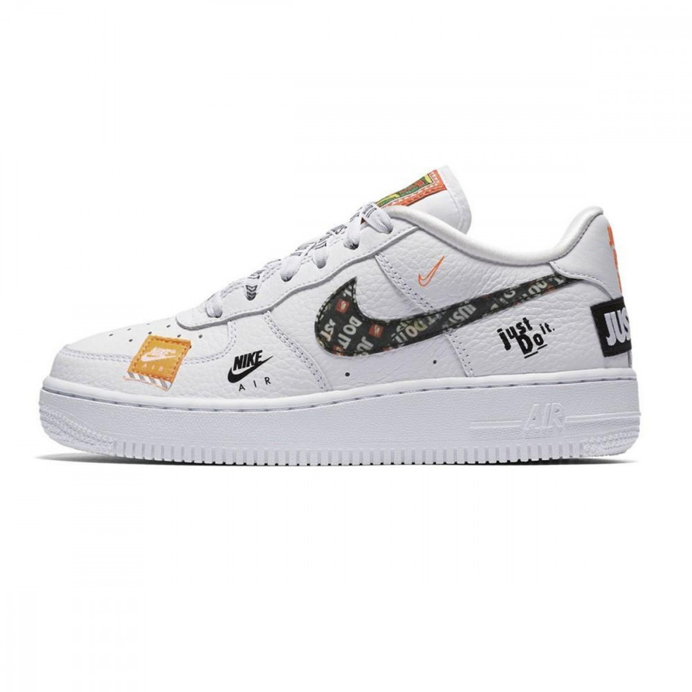 Nike Air Force 1 Just Do It White