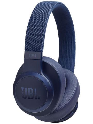 JBL / Наушники беспроводные LIVE 500BT синий