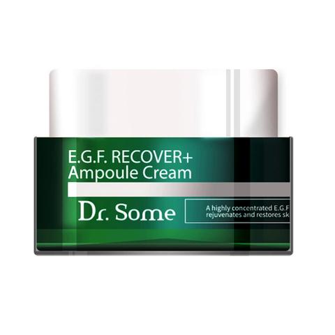 Med:B Dr.Some E.G.F Recover+ Ampoule Cream Крем для лица с пептидами и EGF, 50 мл