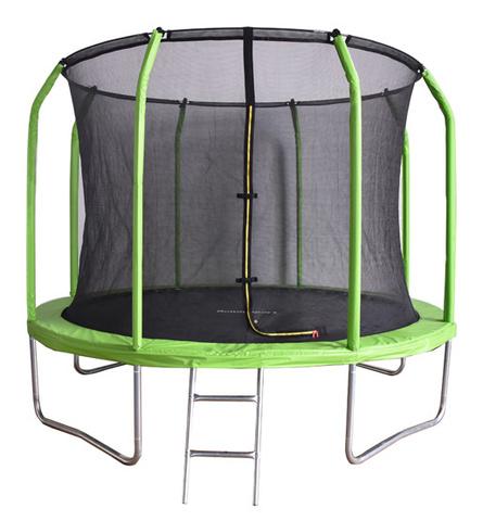 Батут Bondy Sport 12 FT (3.66 м ) зеленый