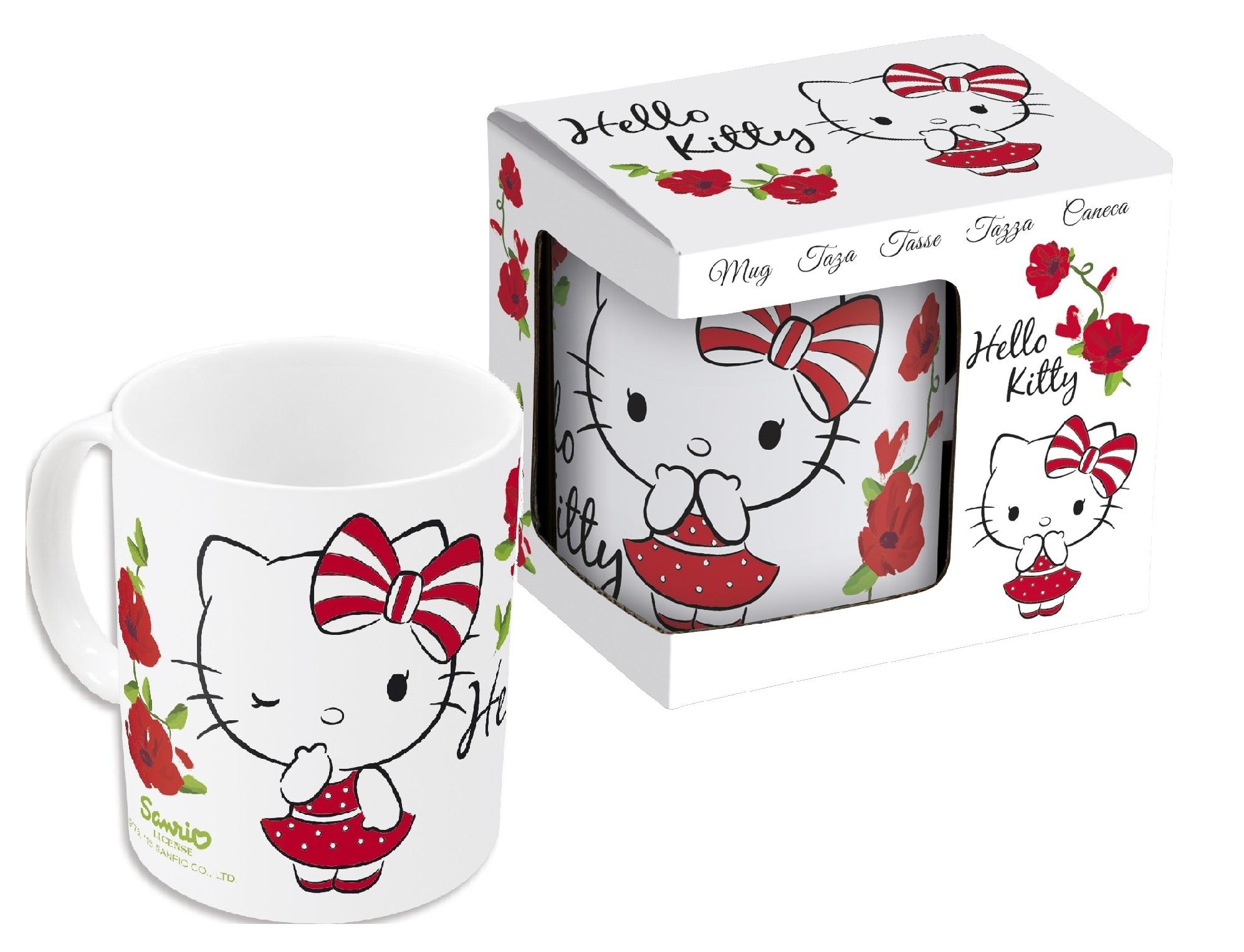 Привет Китти Кружка керамическая — Cup Hello Kitty