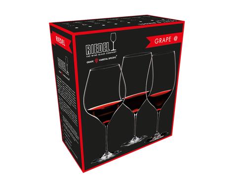 Набор из 2-х бокалов для вина Oaked Chardonnay 630 мл, артикул 6404/97. Серия Grape