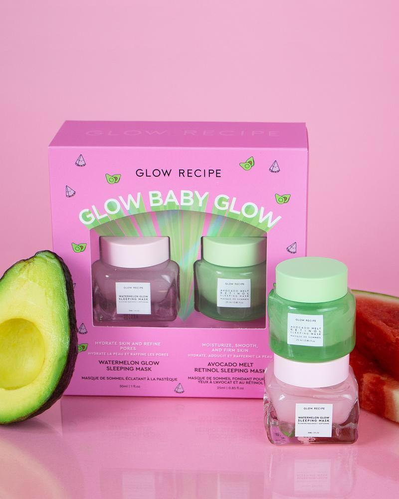 Glow Recipe Glow Baby Glow Set