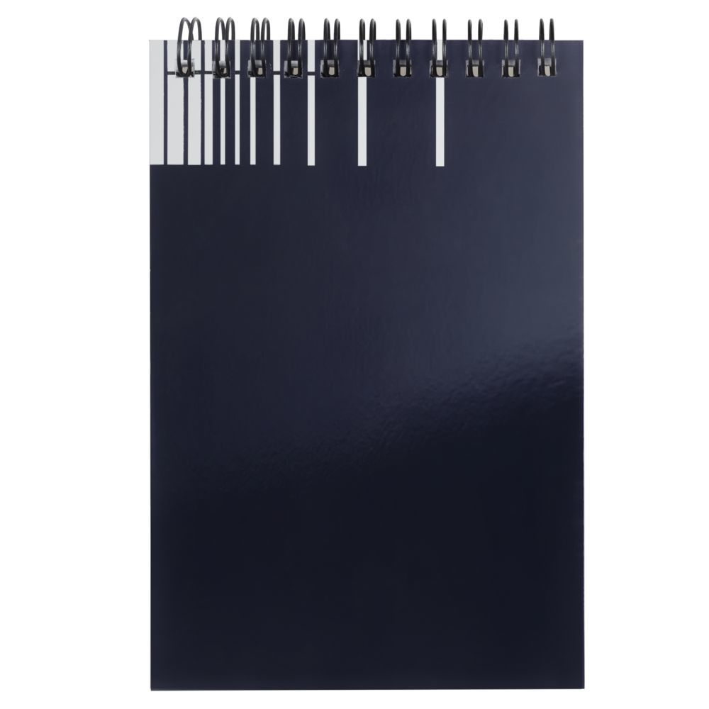 Gus Waterproof Notebook, blue