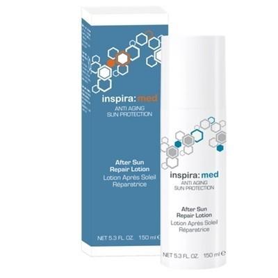 INSPIRA Sun Line: Восстанавливающий лосьон после загара для лица и тела (After Sun Repair), 50мл/150мл