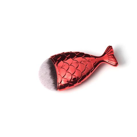 Кисть-рыбка краcная - M