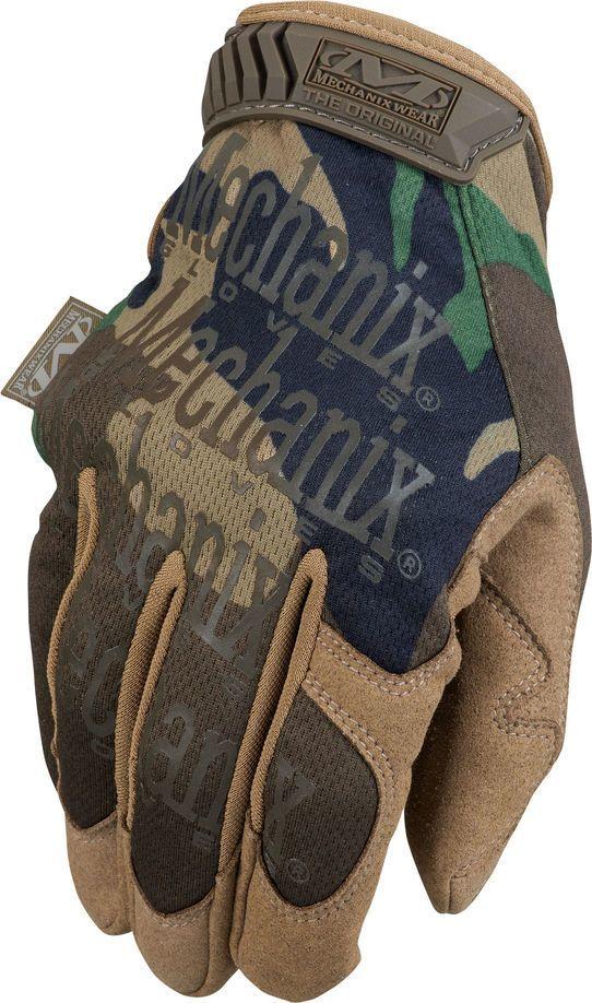 Перчатки Mechanix Original Camo (MG-77)