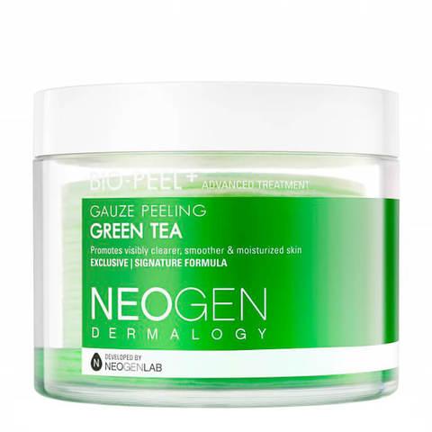 NEOGEN Dermalogy Bio - peel Gentle Gauze Peeling GREEN TEA (30pc)