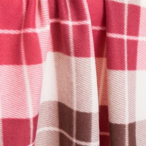 Плед флисовый Red 130*170 см