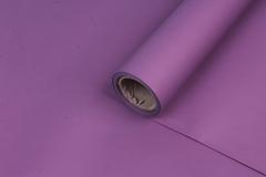 Матовая бумага Темно-сиреневый / рулон 0,5*10м, 50мкр
