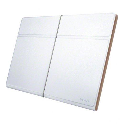 SGP-CV3/W чехол Sony белого цвета для планшета Xperia Tablet S
