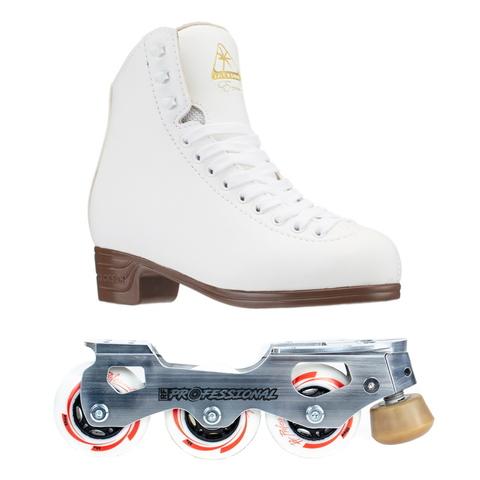 Ботинки Jackson Excel (подростковые) c рамой RF Professional