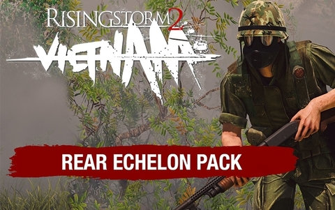 Rising Storm 2: Vietnam - Rear Echelon Cosmetic DLC (для ПК, цифровой ключ)