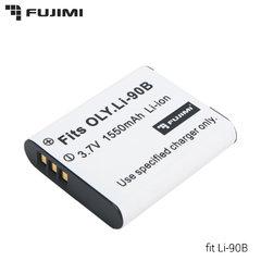 Аккумулятор Fujimi Li-90B (Аналог Olympus Li-90B / Li-92B)