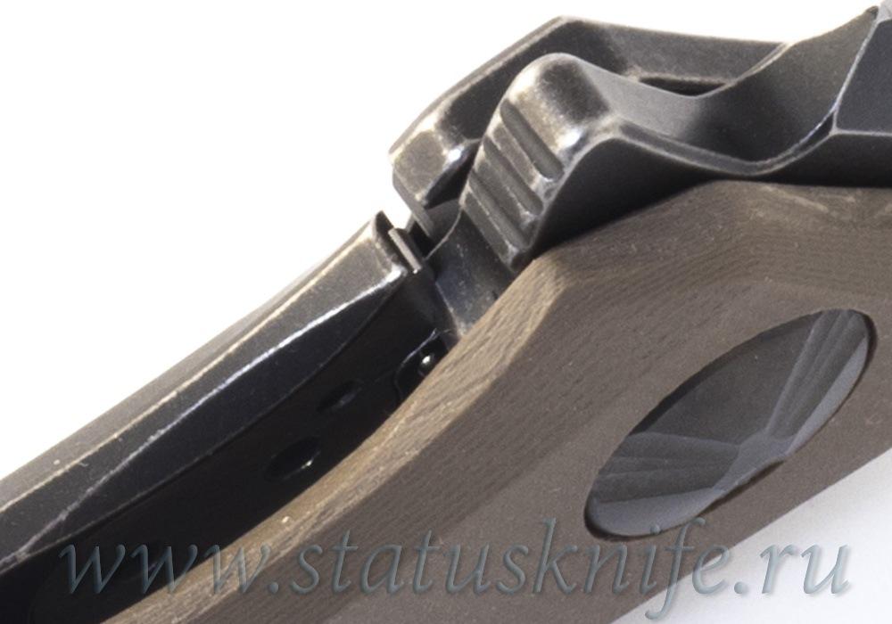 Нож Zero Tolerance 0462TAN ZT 0462TAN Sinkevich design - фотография