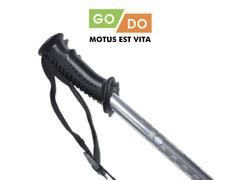 Палки треккинговые GO DO (110-135 см).  G-DS1-СЕ